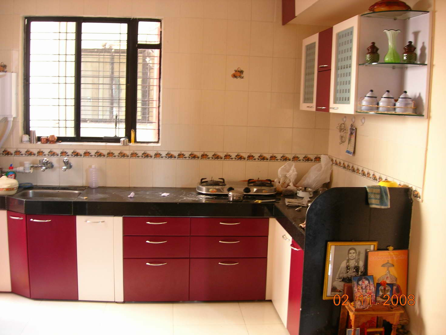 aditya kitchen trolley designs images